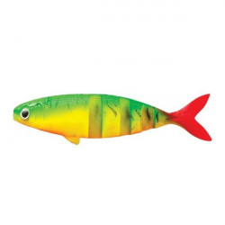 Shad Swimmy Fire Tiger 9cm 4buc/plic Rapture