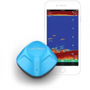 Sonar Wireless Garmin Striker Cast cu GPS, Smartphone