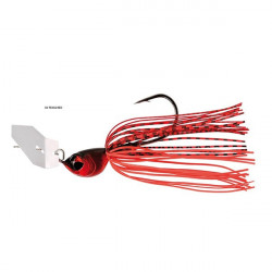 Spinnerbait Windex Chatterbait Texas Red 10.5g Rapture