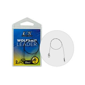 Strune Wolfram L&K, rezistenta 5kg, 2 buc/plic
