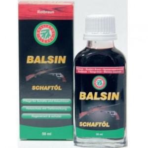 Ulei lemn maro roscat Balsi, 50ml Ballistol
