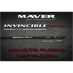 Varga Invincible Extreme MX 4m Maver