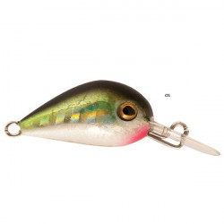 Vobler Pro Hot Buzz Sinking Olive Shiner 2.5cm, 3g Rapture