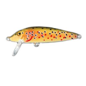 Vobler Shoutdown Minn Natural trout 3cm/ 2.2g Nomura