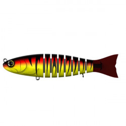 Vobler Swimbait Strout Red Tiger 16cm / 52g Biwaa