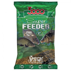 Nada 3000 Super Feeder Lake (1 kg) Sensas