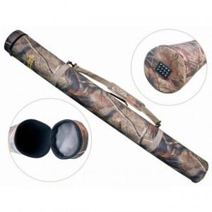 Tub camuflaj pentru undite si lansete 145cm d=160mm Baracuda
