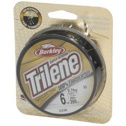 Fir Trilene Fluorocarbon 0,15mm/ 1,8kg/ 50m Berkley