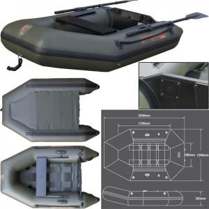 Barca Pneumatica Fox FX200 Hardback