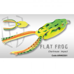 Flat Frog Chartreuse Impact Herakles