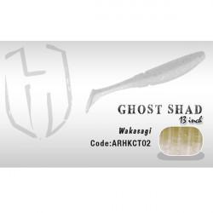 Shad Ghost 13cm Wakasagi Herakles