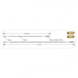Airtek Feeder Twisted Trace 2buc/plic Trabucco