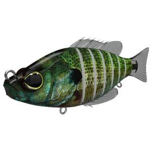Vobler Swimbait Seven Section Blue Gill 13cm / 34g Biwaa