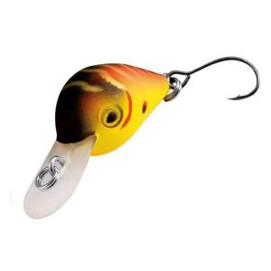 Vobler Trouty Matt Orange Tiger 2,5cm/2gr Nomura