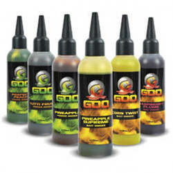 Atractant GOO Pineapple Power Smoke 115ml Korda