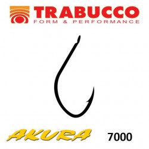 Carlige Trabucco Akura 7000, 15 buc