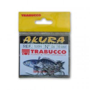 Carlige Akura 535N Trabucco