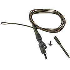 Montura Prologic Safetly Clip SMC Leader 80cm, 45lbs, 3buc