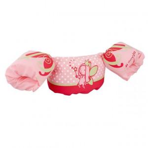 Aripioare inot Puddle Jumper roz zane Sevylor