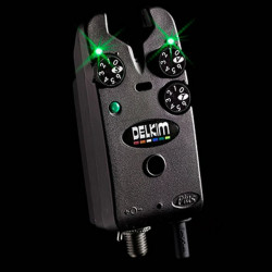 Avertizor electronic TX-I verde Delkim