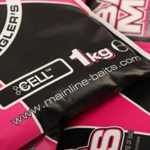 Baza mix Boilies Cell 1kg MainLine