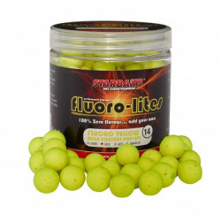Boilies Pop Up Fluoro Lite Yellow 14mm / 80g StarBaits