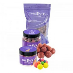 Boilies Solubil Purple One 18mm 1kg The One