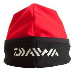 Caciula fleece Red-Black Beanie Daiwa