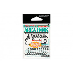 Carlige Area Decoy Type X Ah-10 X Jove Barbless