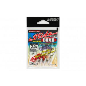 Carlige Decoy Jig Sv-45 Slide Bomb, Nr. 4