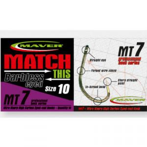 Carlige Maver Match This MT7, 10bc