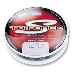Fir Daiwa Triforce 0,30mm /8kg /150m