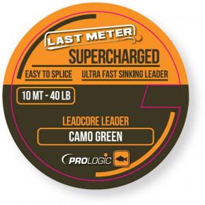Fir Leader Prologic Supercharged Camo Green 40lbs, 10m