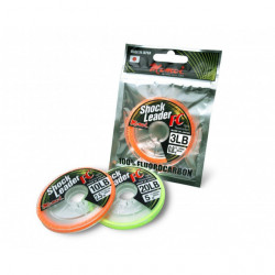 Fir Momoi Shock Leader Fluorocarbon, transparent, 20m