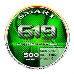 Fir monofilament Smart 619 Competition 150m Maver