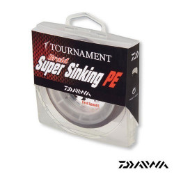Fir textil Daiwa Tournament 8xBraid Sink 150m