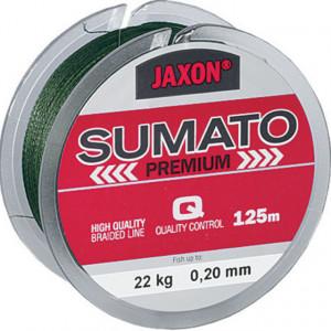 Fir textil Jaxon Sumato Premium, verde, 10m