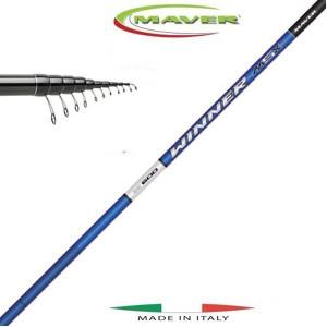 Lanseta bologneza Winner M5X, 6m Maver