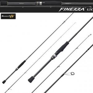 Lanseta Graphiteleader Finezza UX 20GFINUS-752L-S Fast, 2.26m, 0.5-5g, 2 tronsoane