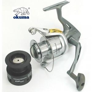 Mulineta Okuma Compressa FD 4000 3 rulmenti