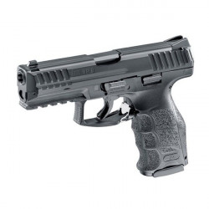 Pistol airsoft cu arc Umarex Heckler & Koch VP9 HME, 14 bb, 0.5J