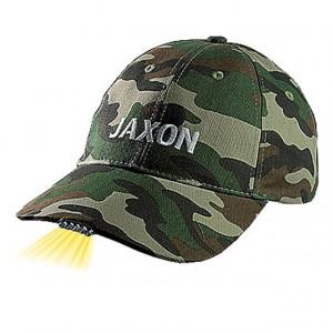 Sapca camou cu lanterna clip 5 leduri Jaxon