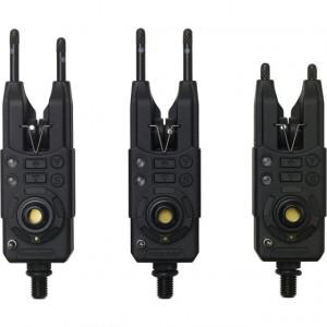 Set avertizoare electronice Prologic RMX-Pro Bite Multicolor, 3+1