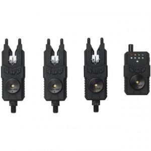 Set avertizori Prologic Custom SMX MKII, 3+1