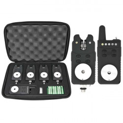 Set Avertizori Wireless RF698 4+1 Baracuda