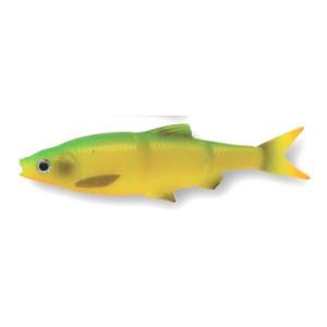 Shad 3D Roach S&J Firetiger 12.5cm/18gr/2buc/plic Savage Gear