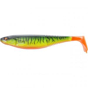 Shad Daiwa Prorex DuckFin, Firetiger, 7.5cm, 7 buc