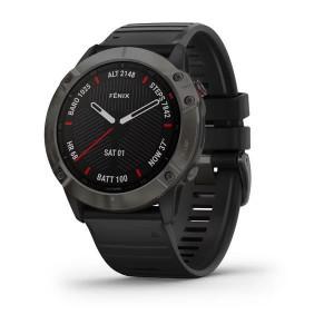 SmartWatch Garmin Fenix 6X SAPPHIRE Black
