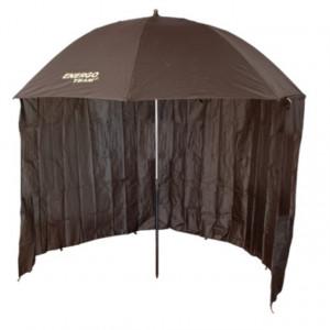 Umbrela cu parasolar EnergoTeam, 220 cm