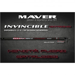 Varga Invincible Extreme MX 4.8m Maver